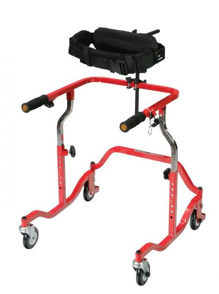 Trunk Support for Adult Safety Rollers - ce 1080 l