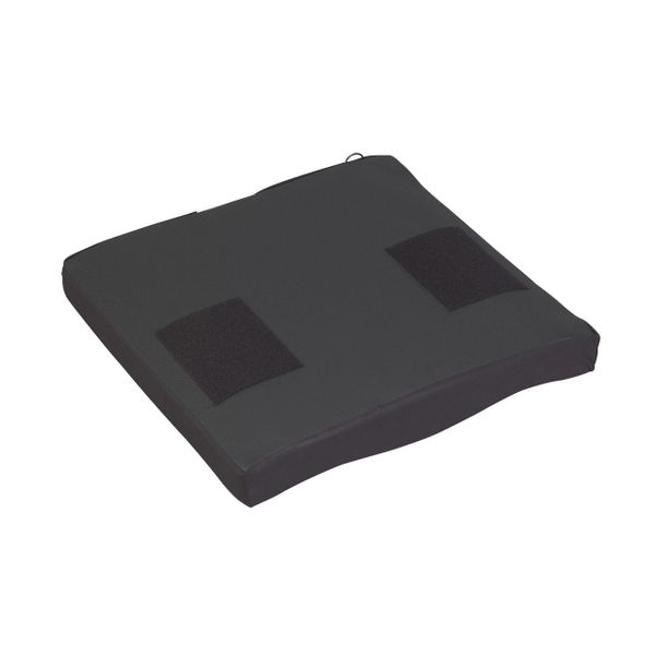 "Molded General Use 1 3/4"" Wheelchair Seat Cushion - 14880"