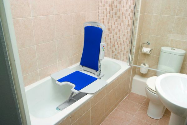Blue Whisper Ultra Quiet Bathtub Lift - 477150312