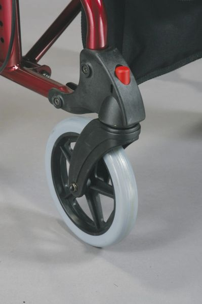 Diamond Blue Rollator Walker - 740b