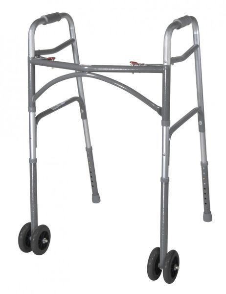"Heavy Duty Bariatric 5"" Walker Wheels - 10118sv"