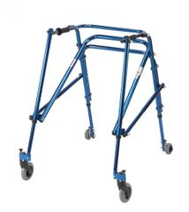 Young Adult Nimbo Rehab Lightweight Midnight Blue Posterior Posture Walker - ka 4200n