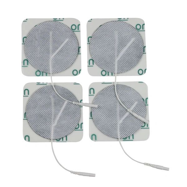 Round Pre Gelled Electrodes for TENS Unit - agf-107