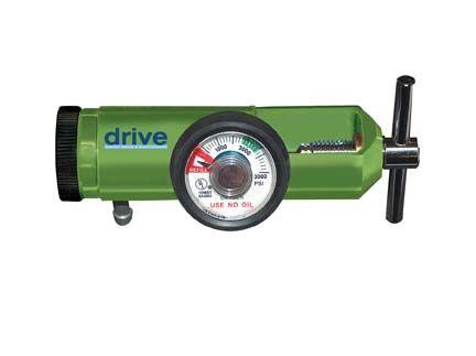 Oxygen Regulator with Liter Adjustment - 18301g