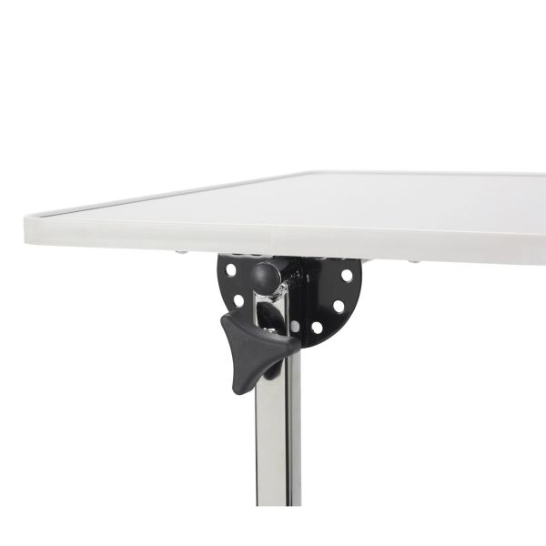 Pivot and Tilt Adjustable Overbed Table Tray - 13000