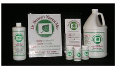 Dr. Benson's Natural Mix----Clean Liquid, Cold Water Atlantic Ocean Kelp