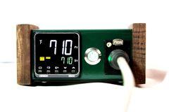 E-Wax Mini Walnut Hunter Green