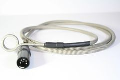 20mm Silicone Sheathed Custom Coil (Whip)