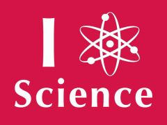 018. I Love Science T-Shirt