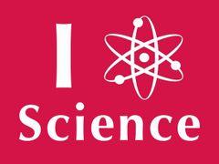 018. I Love Science T-Shirt