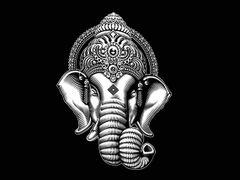 082. Ganesha T-Shirt