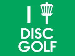 267. I Love Disc Golf T-Shirt