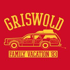 243. Griswold Family Vacation t-Shirt