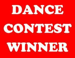 264. Dance Contest Winner T-Shirt