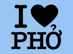 221. I Love Pho T-Shirt