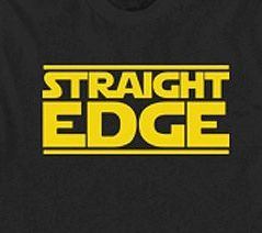 260. Straight Edge T-Shirt
