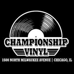 238. Championship Vinyl T-Shirt