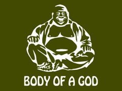 167. Body Of a God T-Shirt