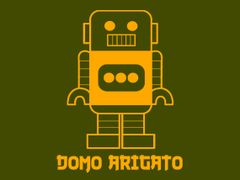 159. Domo Arigato T-Shirt