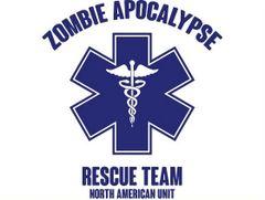 047. Zombie Apocalypse T-Shirt
