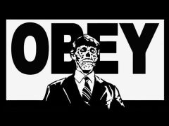 189. Obey T-Shirt