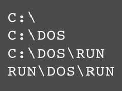 157. C Dos Run T-Shirt