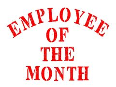 230. Employee Of The Month T-Shirt
