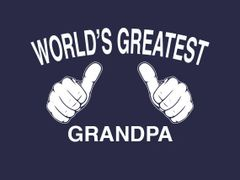 100. World's Greatest Grandpa