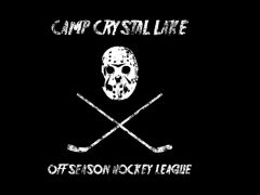 070. Camp Crystal Lake T-Shirt