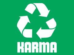 115. Recycle Karma T-Shirt