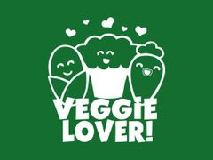 031. Veggie Lover T-Shirt