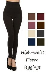 Fleece Lined Leggings (SDB348)