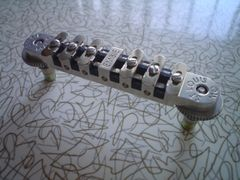 Original Embie-Matic Bridge Assembly with Inset Studs