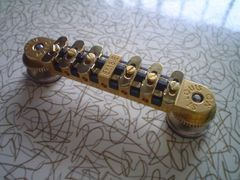 Gold Embie-Matic Bridge Assembly with Floating Slugs