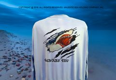 Stud Shark Fishing Shirt