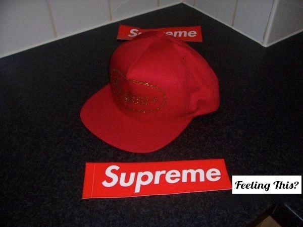 cb496f84db3 Supreme Cap - Feeling This