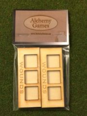 KOW Compatible Wound Trays - 2 Pack