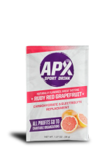 1 Single Serving Pack: Ruby Red Grapefruit