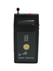 RF Signal detector With Camera Finder