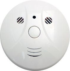 Smoke Detector SD Hidden Camera