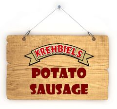 Potato Sausage 5 lbs.