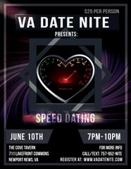 PAST EVENT-Speed Dating Event- June 10, 2017