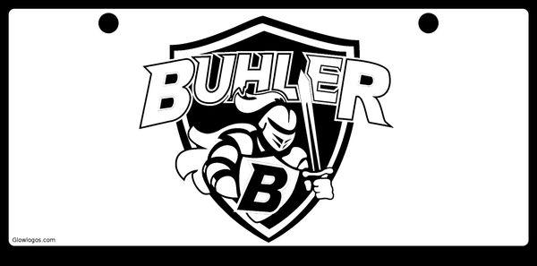Buhler Black on White