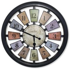 Kalediscope Wall Clock 18""