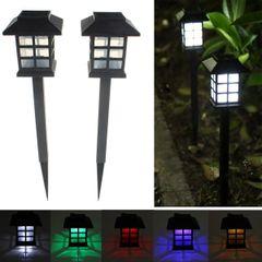 Solar Oriental Lamp set of 2