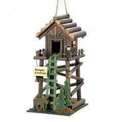 Ranger Station Bird House