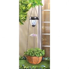 Solar Hanging Baskets