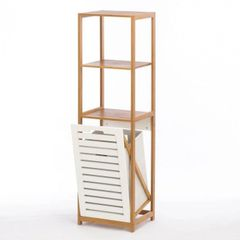Bamboo Hamper Shelf