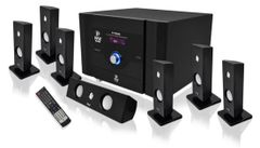 7.1 Channel Home Theater System Bluetooth, FM Tuner