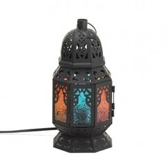 Morracan Table Lamps